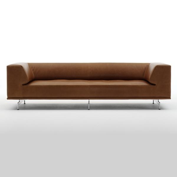 sessel sofa mit stahlrohrgestell. Black Bedroom Furniture Sets. Home Design Ideas
